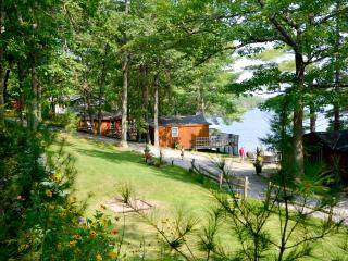 Cottage Resort in the Kawartha's, Ontario, Canada, Lakefield