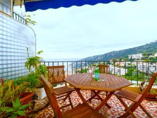 One bedroom apartment with panoramic views, Villefranche-sur-Mer