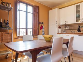 3rd floor superior two-rooms apt, free wi-fi, Marsciano