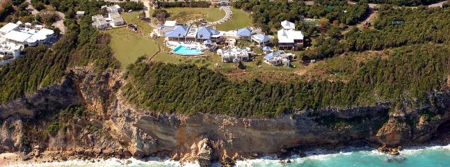 SPECIAL OFFER: St. Martin Villa 540 A Superb Cliffside Location With Astounding Views Of The Ocean., Terres Basses