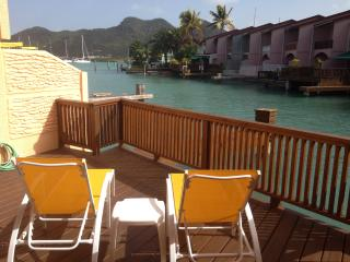 Cool Breeze Villa, Jolly Harbour