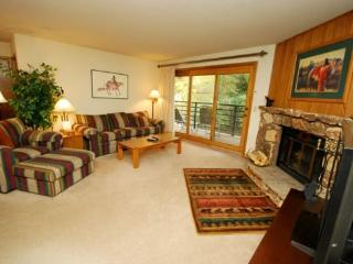 Snowdance Manor 205 - Walk to slopes, indoor pool and hot tub, Mountain House!, Keystone