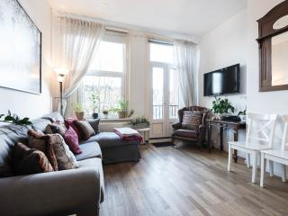 Amsterdam City Canal Apartment €250-€600+/night