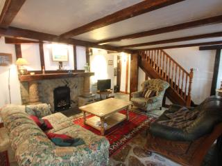 Dolphin Cottage in the heart of Padstow