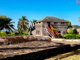The Old Fort, Historic Estate, Bequia