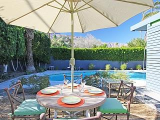 Celebrity Pool Home in Movie Colony, Palm Springs