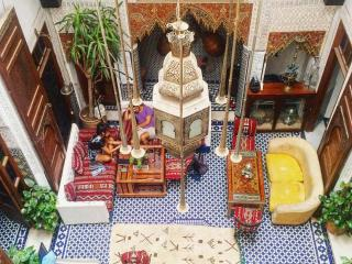 Large Medina House for Groups up to 25, Fes
