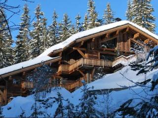 Luxury Meribel Chalet with Ski in/Ski Out Access