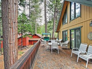 New Listing! 'Hammack's Hideaway' Cozy 2BR Arnold Cabin w/Wifi, Gas Grill & Sunset Views from the Wraparound Deck - Close to Rivers, Lakes, Hiking Trails & Countless Other Year-Round Recreation Options!