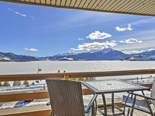 New Listing! Awesome 2BR Dillon Condo w/Wifi, Hot Tub & Full Kitchen - Enjoy World Class Views of the Rocky Mountains!