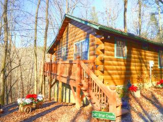T&M Creek Cabin, Ellijay