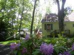 DASH INN | EAST BOOTHBAY | COVE-SIDE | COTTAGE GARDEN| ROMANTIC GETAWAY | KAYAKER'S DREAM