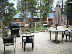 Western Slopes Villas BBQ Area and Sundeck