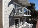 Spacious Two Bedroom Condo, 1 House From the Beach! (68134)