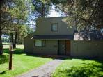 Contemporary Sunriver Condo with A/C and Great Kitchen On the Golf Course