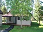 Relaxing Sunriver Condo with Hot Tub and Gas Fireplace  Centrally Located