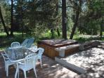 Ski Specials Sunriver Home with Hot Tub with Inviting Views Near River Access