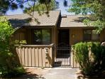 Updated Sunriver Condo Great Patio with Inviting Views Near Observatory