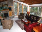 Fall Rates Sunriver Home with Hot Tub and 2 Master Suites  Centrally Located