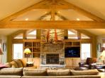 Premier Sunriver Home with 2 Master Suites and Wifi Close to Great Hall
