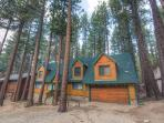 Classic Tahoe home 1 block from Heavenly Valley - HCH0847
