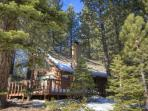 Wonderful Tahoe cabin: 10min to ski, swim & casinos - COH0861