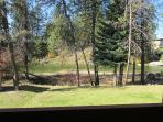 Condo on the Payette River with seasonal pool and tennis courts.