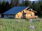Spacious Lodge Style Home On Large Acreage and Extra Parking