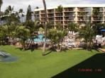 Maui Sunset 323B  1400 square feet with two lanais and excellent ocean view