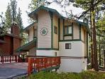 Relaxing vacation chalet with 2 bedrooms and two lofts in Tahoe Tyrol!