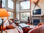 Powderhorn Penthouse Ski-in/Ski-out Condo Breckenridge Lodging