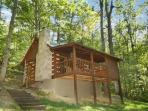 Very Romantic and Private Mountain Cabin for Couples Only!