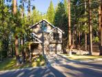 Handsome Tahoe Home that is  Minutes from Heavenly, with a Private Hot Tub (HV14)