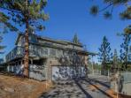 Magnificent Nevada Home with Views of Lake Tahoe and Private Hot Tub (LK09)