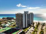Ariel Dunes 1709 ***BEAUTIFUL LY DECORATED TOP NOTCH CONDO** 150 YARDS TO BEACH, MULTIPLE POOLS FOR YOUR ENJOYMENT