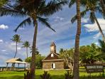 Historic Keawala`i Church, Makena