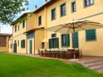 Large Villa and Cottage in Tuscany with Private Pool - Fattoria Capponi - Dolce and Gabbana with Soprani