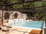 Elegant Large Amalfi Coast Villa Rental with Pool and Sea Views - Villa Luce sul Mare