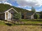 Rustic and Cute Studio Cabin at Three Rivers Resort in Almont (#7)