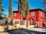 Perfect Tuscany Chianti Vineyard Villas-Great View