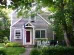 1216 - DARLING COTTAGE TUCKED IN AMONG TREES & GARDENS