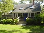 714 - SPACIOUS AND COMFORTABLE CHILMARK CAPE WITH CENTRAL AIR CONDITIONING
