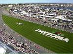 Race Fans will love taking the Track Tour for a behind the scenes look at the World Center of Racing