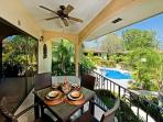 Awesome Poolside Condo - Short Walk to Beach