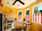 Beautifully Appointed and Fully Equipped Kitchen