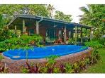Absolute Beachfront Cottage w/ Large Private Pool