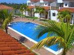 Attractive townhouses with short walk to the beach