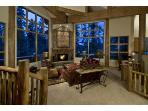 Fantastic Family Room for Relaxing with Family and Friends