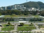 Golden Gate Park - California Academy of Sciences 10 minutes by bus from YourHomeInSanFrancisco