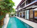 Cinta | Four On Drupadi - Seminyak 3 Bedroom Villa
